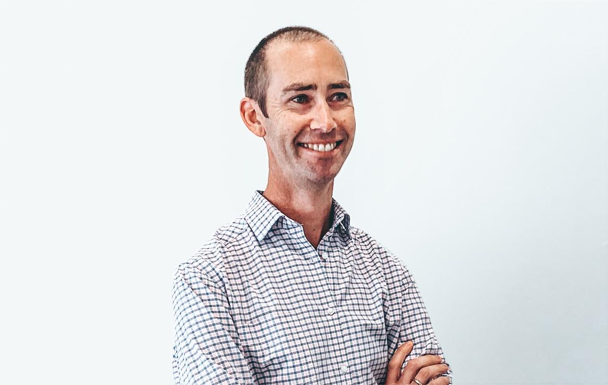 Jeremy Baird Portrait Image