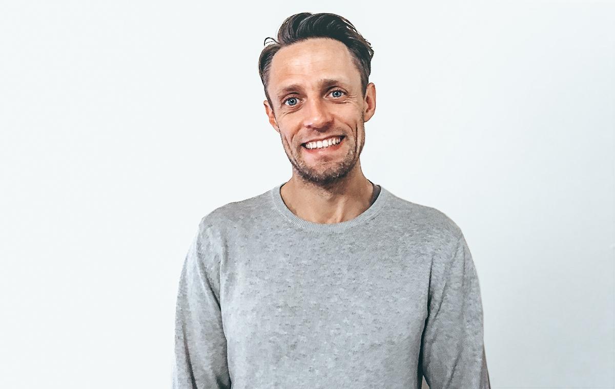 Martin Hadley Portrait Image